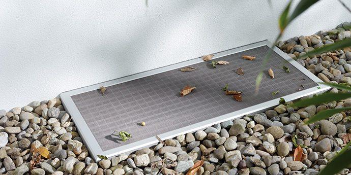Insektenschutz gegen ungebetene Gäste.