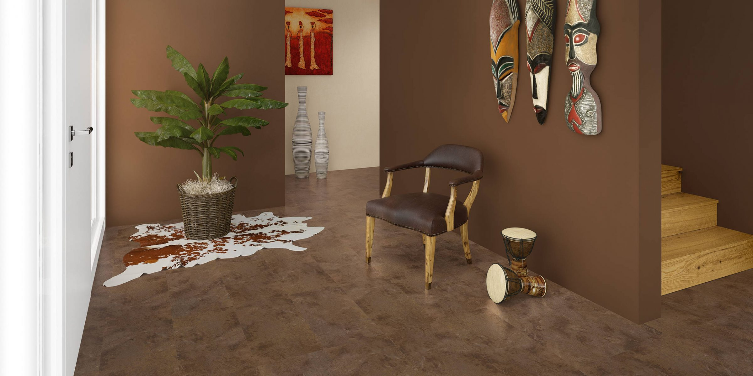 Vielseitig und modern - Designböden perfekt verlegt von Engstler.