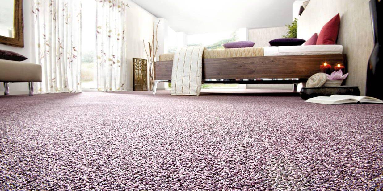 Für jeden Geschmack etwas - Teppichboden von Engstler Raumausstattung.